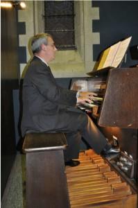 L'orgue de l'église de La Chapelle sur Erdre