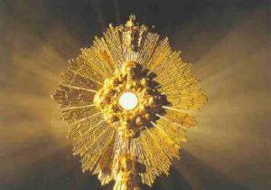 Messe du Saint Sacrement