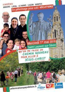 Pèlerinage 2019 pour les vocations