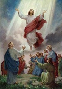 Messe Ascension du Seigneur